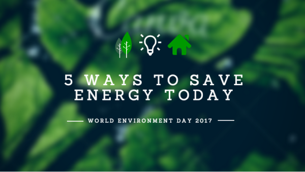 5 ways to save energy today emerge guelph for Ways you can save energy