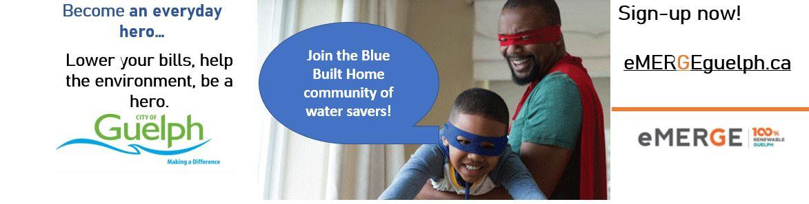 Water savings heroes